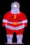 Nuit de Santa Claus Christmas Photo libre de droits