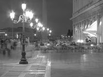 Nuit de Venise Photos stock