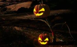 Nuit effrayante de Halloween illustration libre de droits