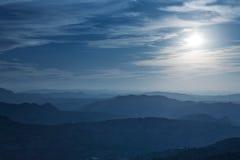 nuit italienne d'horizontal Photographie stock libre de droits