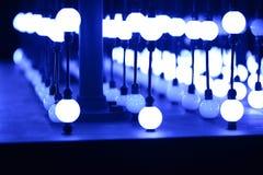 nuit légère Image libre de droits