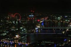 Nuit Londob Images libres de droits