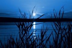 Nuit mystique Photo libre de droits