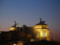 nuit Rome Image libre de droits