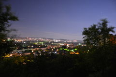 Nuit Simferopol 003 Photographie stock