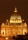 Basilique de St Peters Photo libre de droits