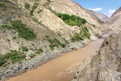 Nujiang River Royalty Free Stock Image
