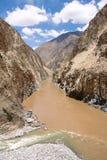 Nujiang River Stock Photos
