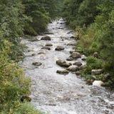 Nukarinkoski. The Nukarinkoski rapids in the River Vantaanjoki in Finland Stock Photos