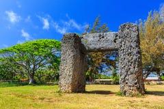 Nuku'alofa, Reino da Tonga fotografia de stock royalty free