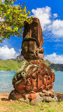 Nuku Hiva, Marquesas Islands. Stock Photography