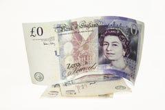 Nul Bankbiljet van de Waarde Royalty-vrije Stock Afbeeldingen