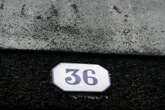 Numéro Images libres de droits