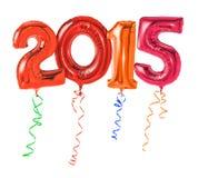 Numéro 2015 Images libres de droits