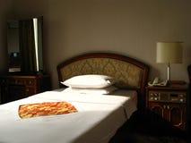 Numéro d'hôtel avec le bâti Photos libres de droits