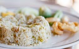 Num smażący ryż Zdjęcie Royalty Free