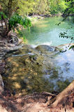 Num Tok Chet Sao Noi Waterfall in Saraburi Thailand Royalty Free Stock Photography