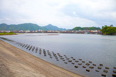 Numazu Estuary Royalty Free Stock Photos