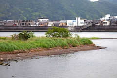 Numazu Estuary Royalty Free Stock Photography