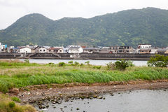 Numazu Estuary Stock Images