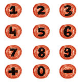 Number of 0-9 Stock Images