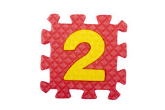 Number 2 Stock Image