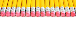 Number 2 pencils Royalty Free Stock Photography