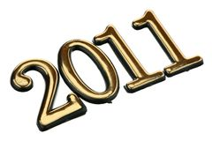 Number 2011 Stock Photo
