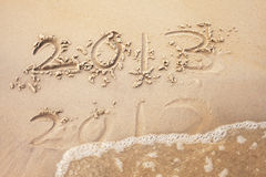 Number 2013. Royalty Free Stock Images