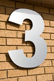 Number 3 Stock Images