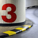 Number 3 Royalty Free Stock Photos