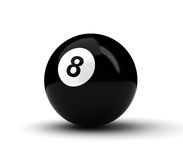 Number 8 Stock Photography
