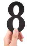 Number 8 Stock Photos