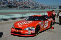 Number 20 car NASCAR royalty free stock photo