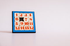 number game Stock Photography