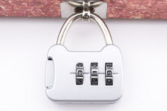 Number lock Royalty Free Stock Image