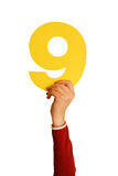 Number nine Stock Images