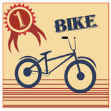 Number one bike Stock Images