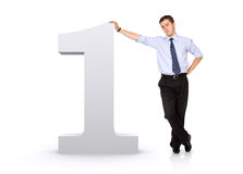 Number one business Stock Images