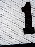 Number one sports background Stock Image