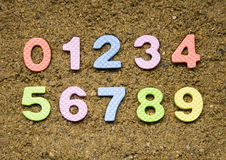 Number symbol Stock Photography