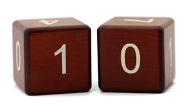 Number ten Stock Photo
