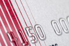 Number of Visa credit card Royalty Free Stock Images