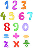 Numbers Stock Photos