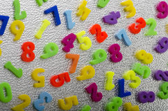 Free Numbers Stock Photography - 18517272