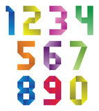 Numbers Stock Photography