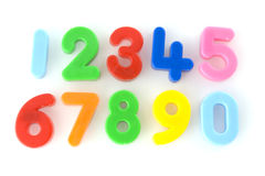 Numbers Stock Image