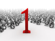 Numbers Stock Images