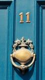 Numer 11 двери Стоковое Изображение RF
