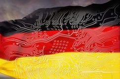 Numeración de Alemania imagenes de archivo